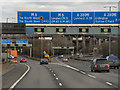 SP0890 : A38M/M6 Interchange, Spaghetti Junction by David Dixon
