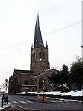 SK3871 : St Mary's Church by Graham Hogg