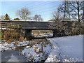 SD7606 : Ladyshore Bridge by David Dixon