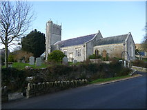SY6085 : Portesham, St. Peter's by Mike Faherty