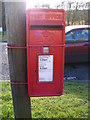 TL1217 : East Hyde Postbox by Adrian Cable