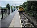 ST2689 : Rogerstone railway station, Newport, Gwent by Nigel Thompson