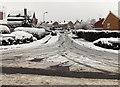 ST3090 : Snowy Birchgrove Close, Malpas, Newport by Jaggery