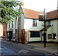 ST2936 : The Old Vicarage Hotel and Restaurant, Bridgwater  by Jaggery