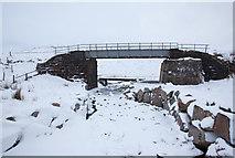 NN3468 : Railway Bridge over the Allt Luib Ruairidh by Doug Lee