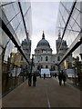 TQ3281 : St Paul's Cathedral, London by PAUL FARMER