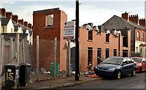 J3774 : Belmont Avenue West site, Belfast (3) by Albert Bridge