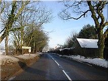 TF9322 : Entrance to Hornington by Alex McGregor