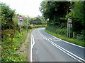 SN8315 : Glyntawe boundary sign by Jaggery