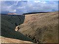 NT8711 : Slopes descending from Kyloe Shin by Trevor Littlewood