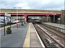 SE1632 : Bradford Interchange railway station, Yorkshire by Nigel Thompson