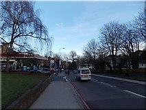TQ3473 : View down the hill on London Road by Robert Lamb