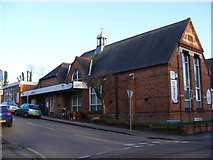 TL1314 : Harpenden Public Library by Adrian Cable