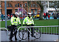 NS5964 : Mountainbike Police by Thomas Nugent