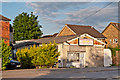 TQ2843 : Drivenet Garage by Ian Capper