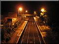 SO4593 : Church Stretton railway station by Nigel Thompson