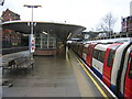 TQ2584 : West Hampstead Underground station by Christopher Hilton