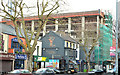 J3373 : Hotel site, Dublin Road, Belfast (2013-4) by Albert Bridge