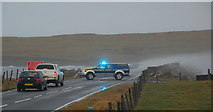 ND4798 : HM Coastguard at the Churchill Barriers by Ian Balcombe
