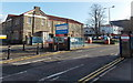 ST5877 : Main entrance to Southmead Hospital, Bristol by Jaggery
