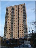 TQ3685 : Landmark Heights, Clapton Park by David Anstiss