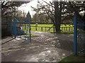 SX8152 : Woodlands Leisure Park by Derek Harper