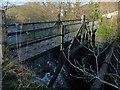 SO0307 : Side view of Pont-y-Cafnau, Merthyr Tydfil by Robin Drayton