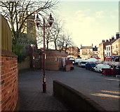 SK4641 : Ilkeston DE7, Derbys by David Hallam-Jones