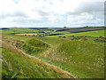 SY6688 : Ramparts and Downland by Des Blenkinsopp