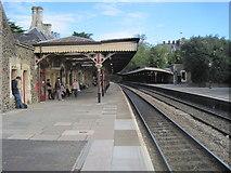 SO7845 : Great Malvern railway station by Nigel Thompson