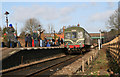 SK5416 : DMU at Quorn and Woodhouse by Chris Allen