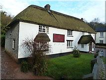 SS7701 : New Inn - Coleford by Chris Allen