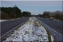 TF5214 : Main Road, St John's Highway by Ben Harris