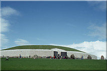 O0072 : Newgrange Neolithic Passage Tomb by Christopher Hilton