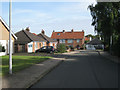 TG1642 : Heath Road by Robin Stott