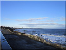 NZ3672 : Whitley Bay from the Promenade by Ian S
