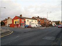 SJ5596 : Haydock, Clipsey Lane by David Dixon