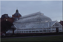 NS6064 : People's Palace, Glasgow Green by Christopher Hilton