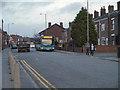 SJ5696 : Haydock, Church Road by David Dixon