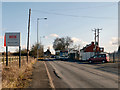 SJ5494 : Sutton Leach, Broad Lane by David Dixon