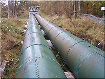 NS8841 : Water pipes for the power station by Barbara Carr