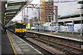 TQ3396 : Electric multiple unit in Enfield Town Station by Roger Templeman