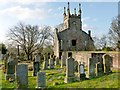NS3477 : Cardross Old Parish Church by Lairich Rig