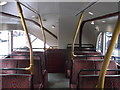 TQ2879 : Top Deck of the Boris Bus - rear view, Victoria Bus Station by David Anstiss