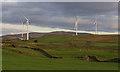 SD5886 : Armistead wind farm by Ian Taylor