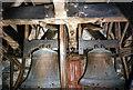 SS2324 : Bells at St. Nectan's Church by Des Blenkinsopp