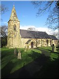 NU0049 : St Peter's Church, Scremerston by Graham Robson