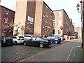 SD5805 : Bretherton Row, Wigan by Christine Johnstone