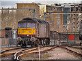 SJ8297 : Class 47 Diesel Locomotive at MOSI by David Dixon