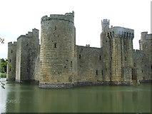 TQ7825 : Bodiam Castle by Tim Glover